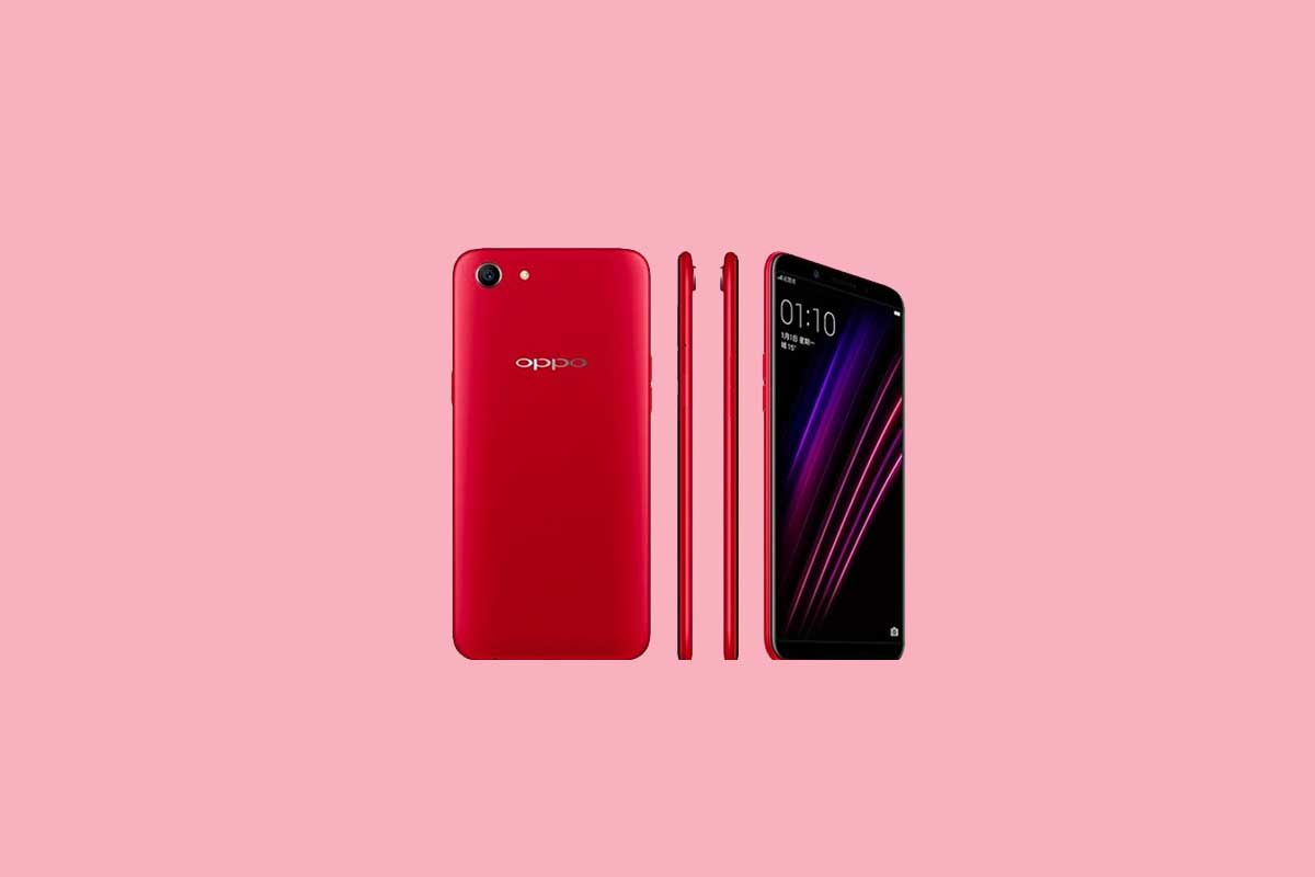 Download Latest Oppo A1 USB Drivers