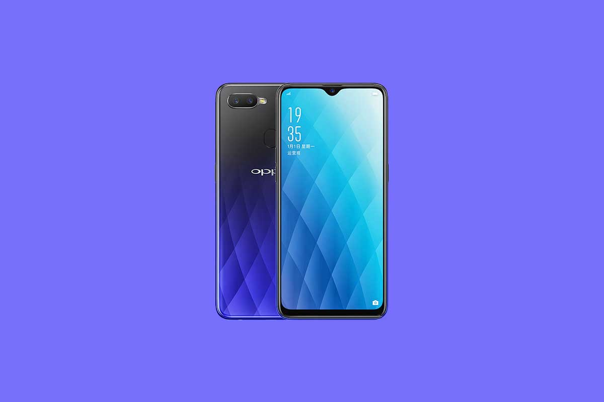 Download Latest Oppo A7x USB Drivers