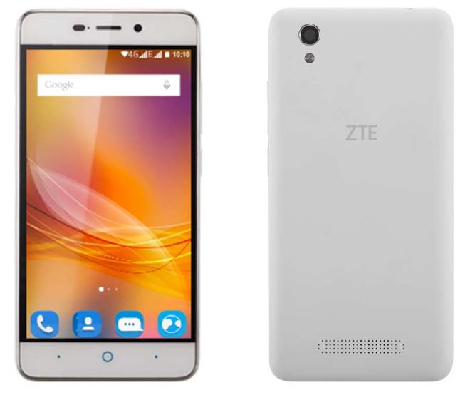 Download Latest ZTE Blade A452 USB Drivers