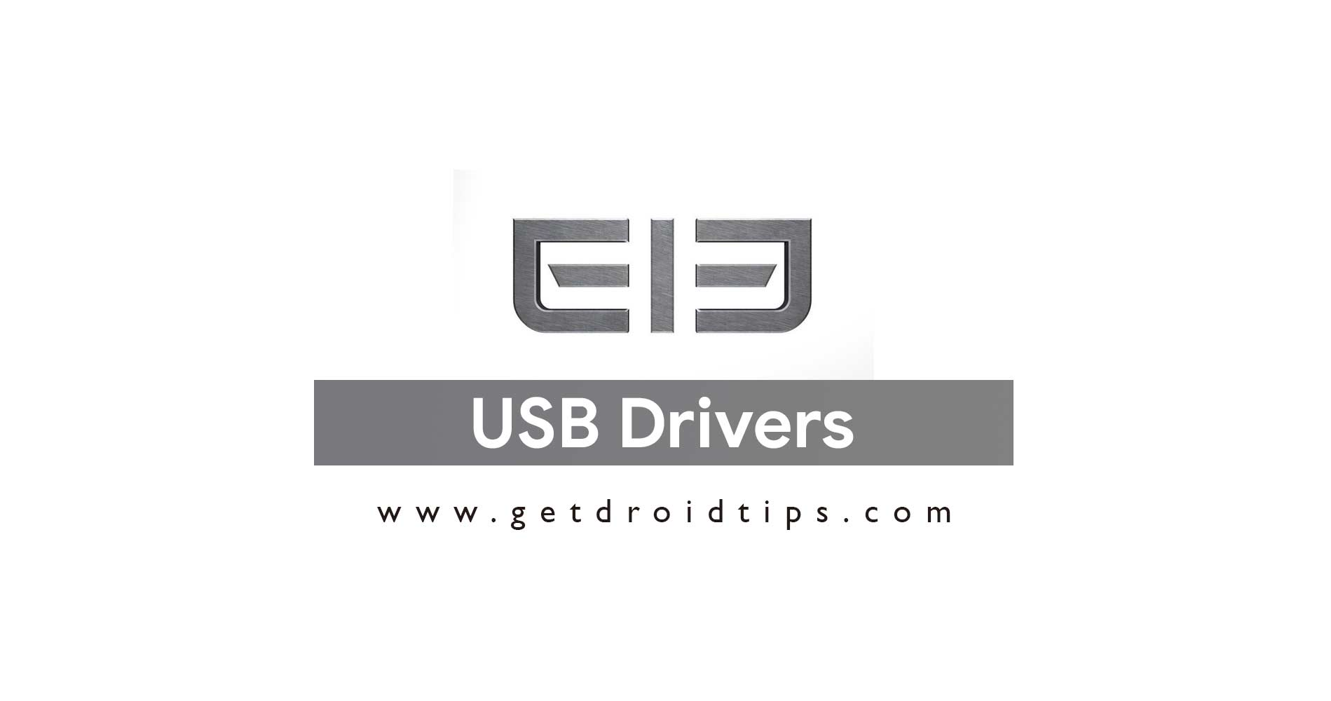 Download latest Elephone USB drivers and installation guide
