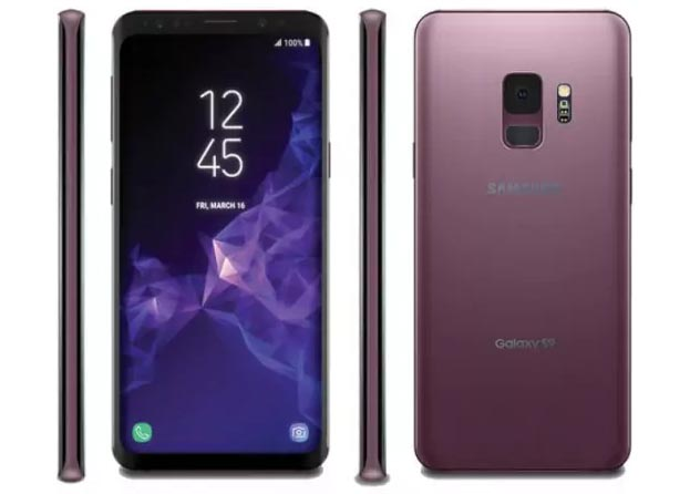 Descargue los últimos fondos de pantalla de Samsung Galaxy S9