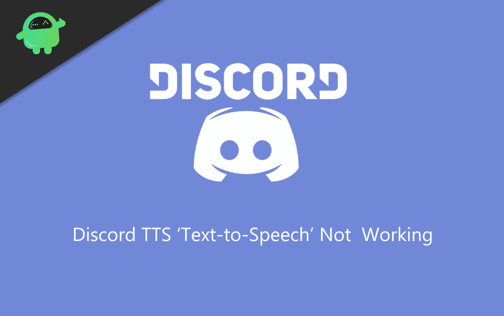Discord TTS 'Text-to-Speech' Not Working on Windows 10 How to Fix