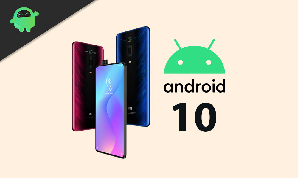 [Download] Stable Android 10 update for Mi 9T with MIUI V11.0.4.0.QFJEUXM