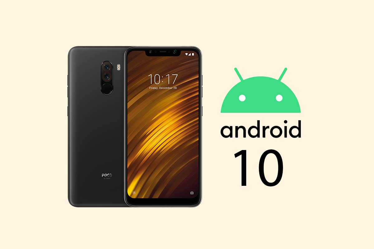 [Download] Poco F1 Android 10 with MIUI 11 rolling: v11.0.4.0.QEJMIXM