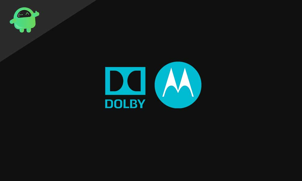 Dolby Audio Equalizer with Atmos Sound System on your Motorola Device