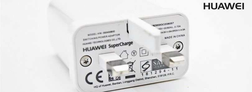 Huawei Super Charger next-generation 40W fast charging adapter