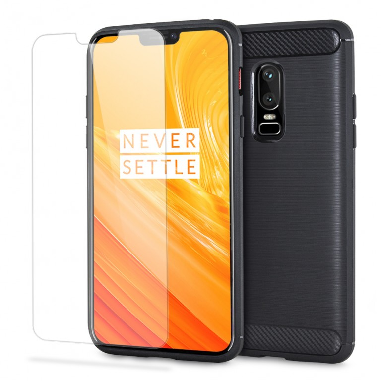 Leaked OnePlus 6 case renders confirms Display Notch and Vertical Dual Cameras