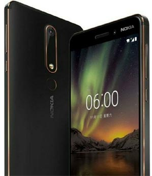 Nokia 6.1 Kernel Source Code