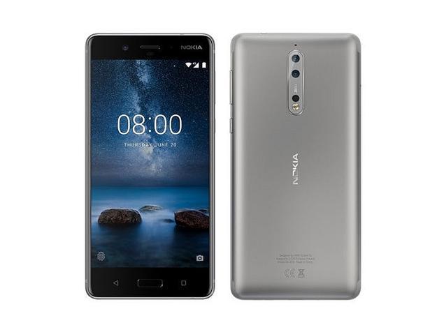 Código fuente del kernel de Nokia 8