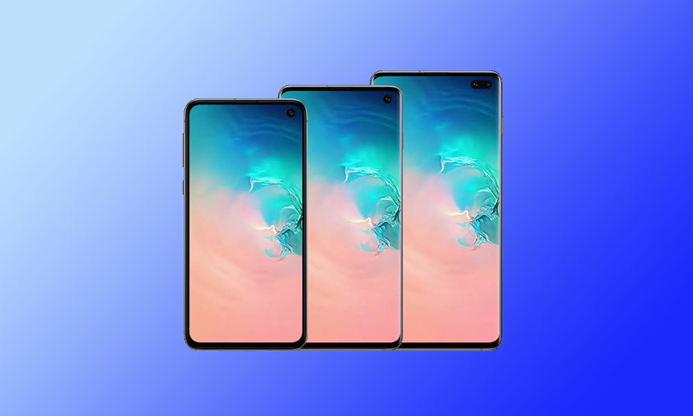 Fourth One UI 2.0 Beta rolling out for Galaxy S10 Series now