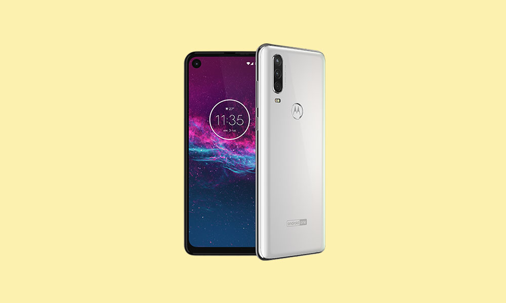 Motorola One Action October 2019 Security patch announced today