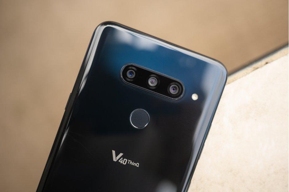 El teléfono inteligente LG 5G viene con Snapdragon 855 SoC y enfriamiento de la cámara de vapor