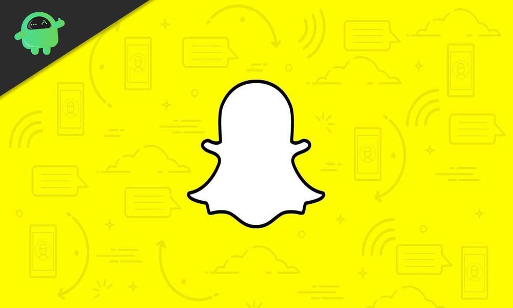 Error al enviar en Snapchat: cómo solucionarlo
