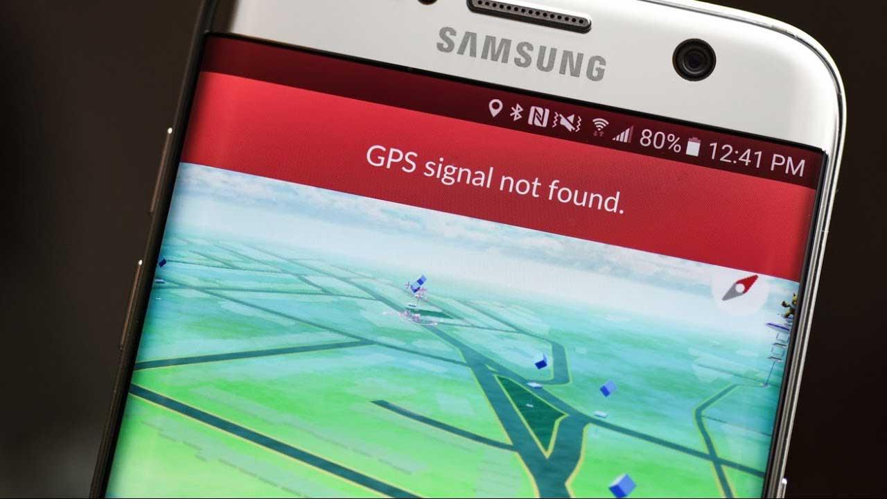 Pokemon Go GPS Not Found 11