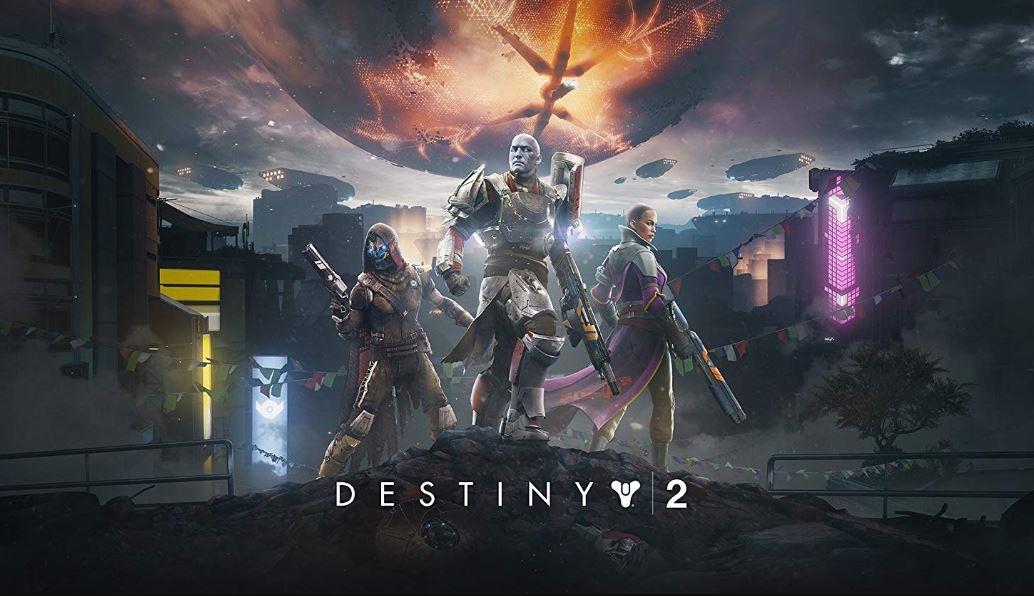 Éxodo: misión de preparación y recompensas - Destiny 2