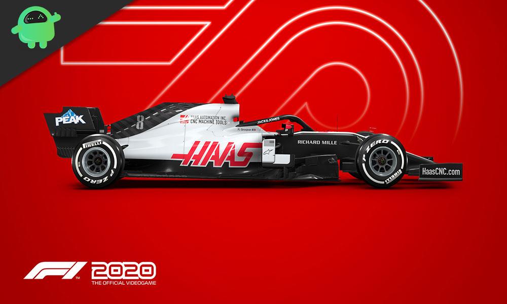 F1 2020: optimice y aumente el rendimiento por encima de 60 FPS