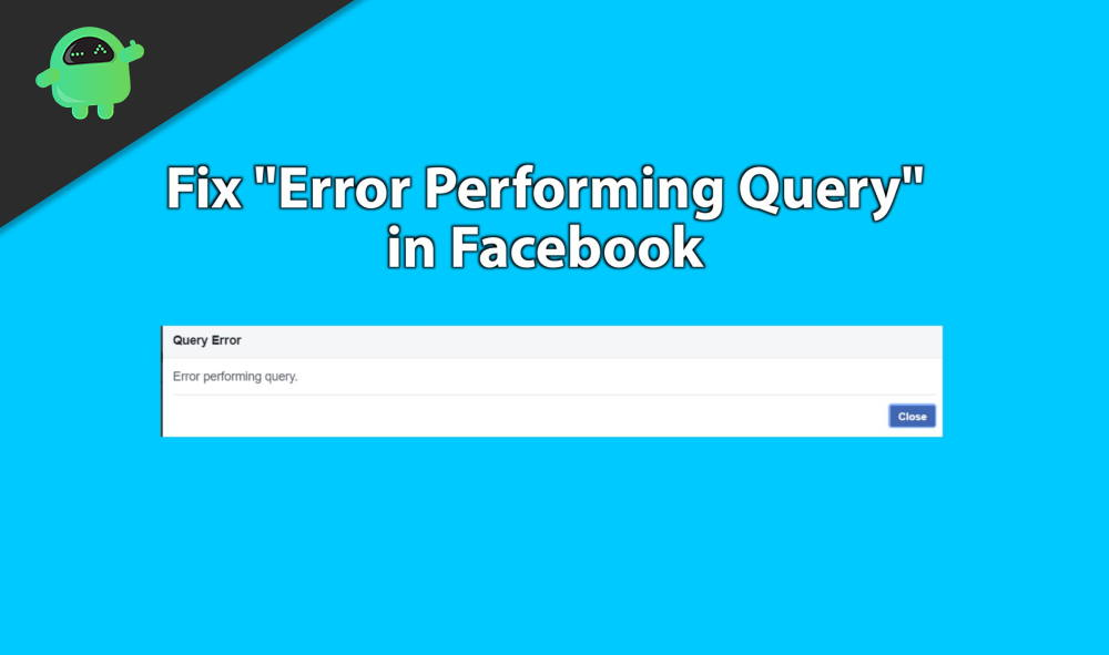Facebook Error performing query issue: How to Fix?