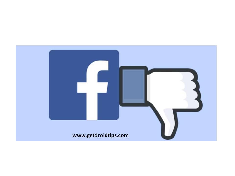 Facebook Presenta todos los nuevos botones de voto negativo: cómo usarlo