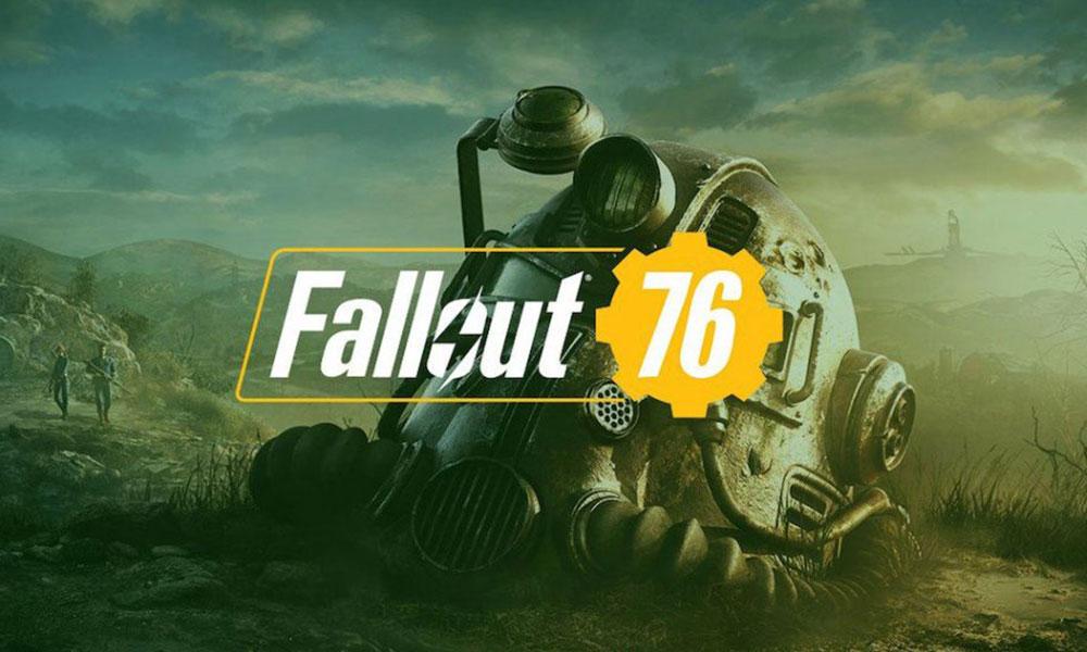Fallout 76 Won