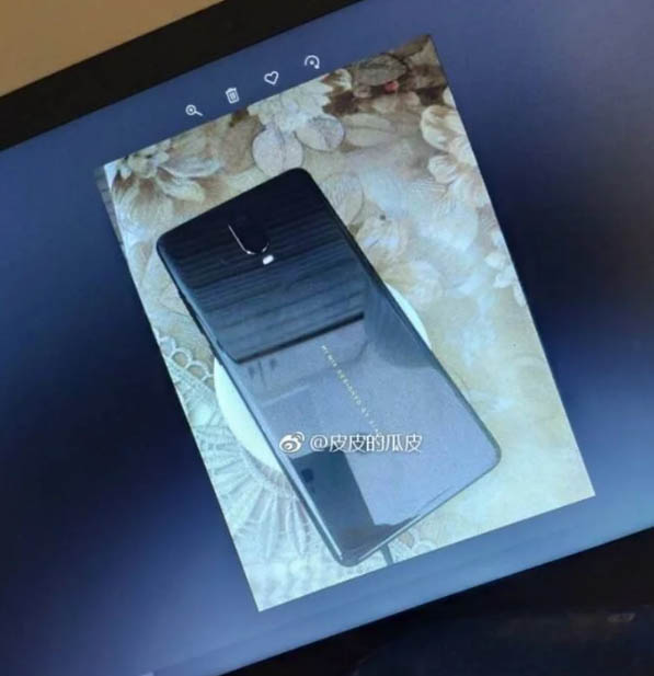 Imágenes en vivo de Xiaomi Mi Mix 3
