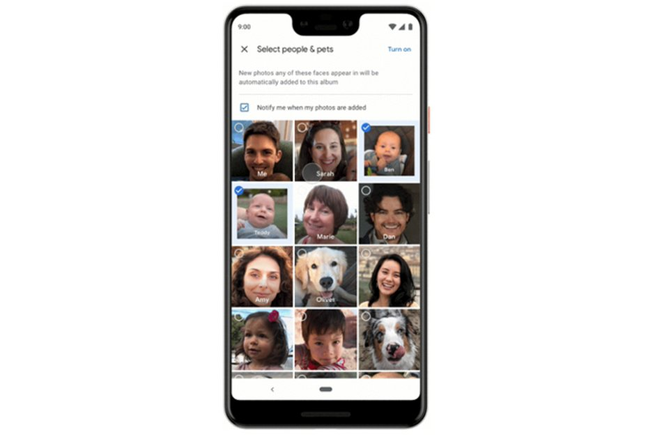 Google Photos brings 10,000 Photo Limit with Live Album Feature