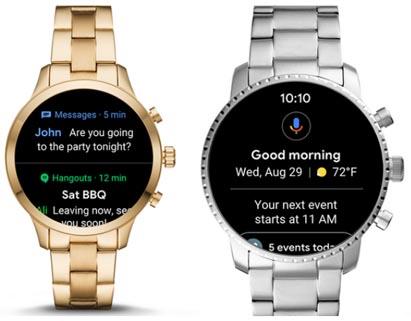 Google presenta el sistema operativo Wear rediseñado con un nuevo menú de notificaciones, Smart Google Assistant
