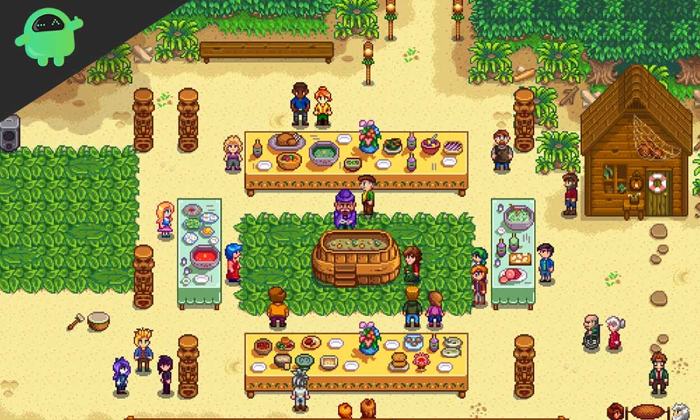 Stardew Valley Guide: Luau and the potluck soup