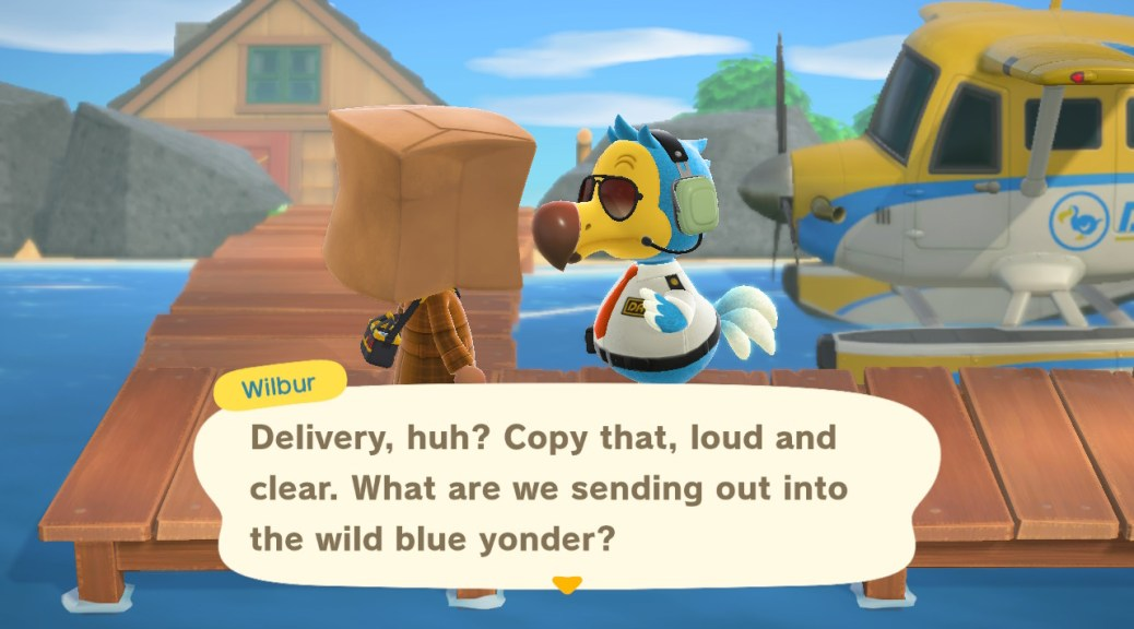Liquidation and Delivery Guide - Animal Crossing New Horizons