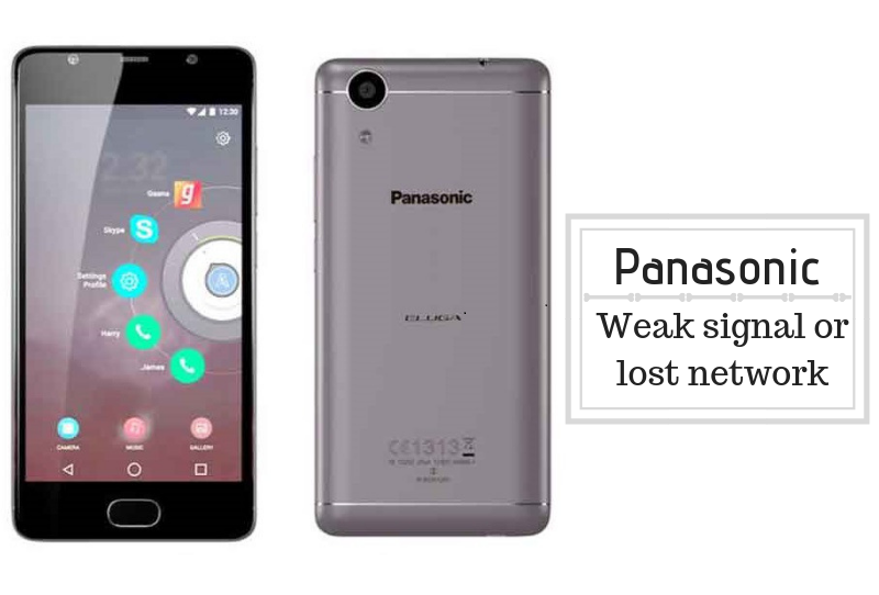Guide To Fix Panasonic Weak Signal Or Lost Network Issue