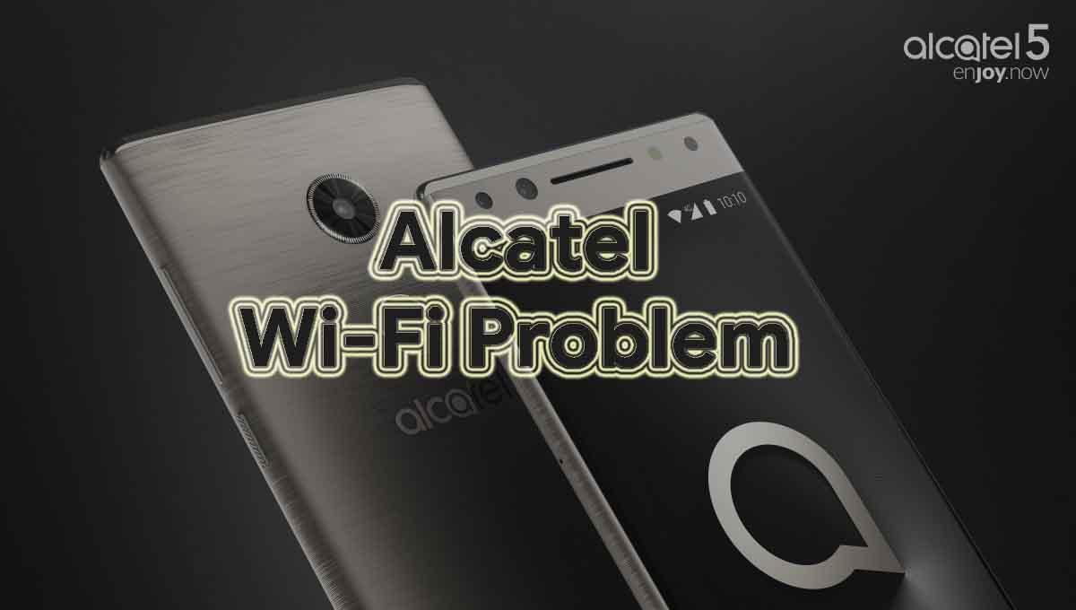 Guía rápida para solucionar problemas de Alcatel Wifi