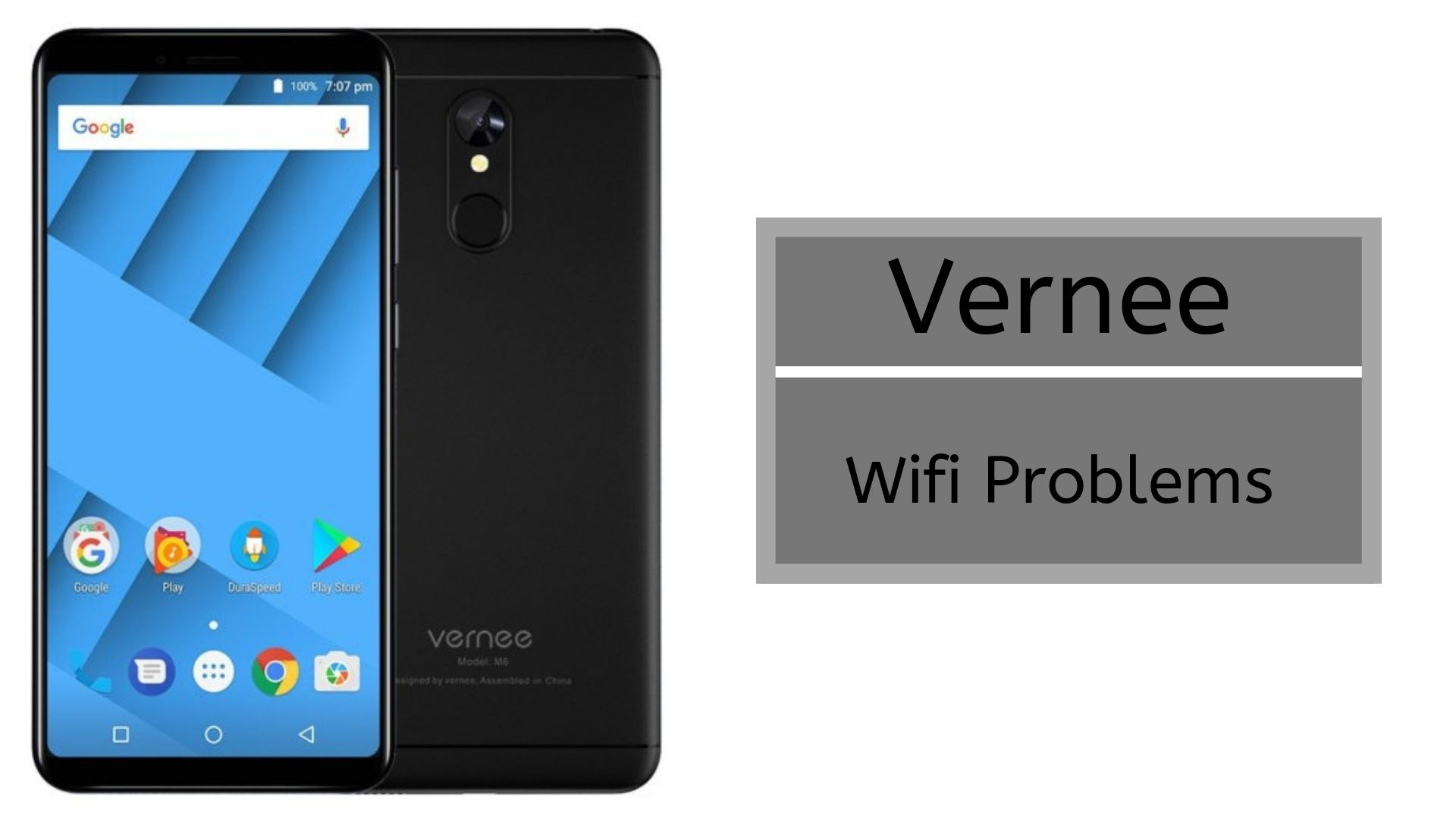 Quick Guide To Fix Vernee Wifi Problems [Troubleshoot]
