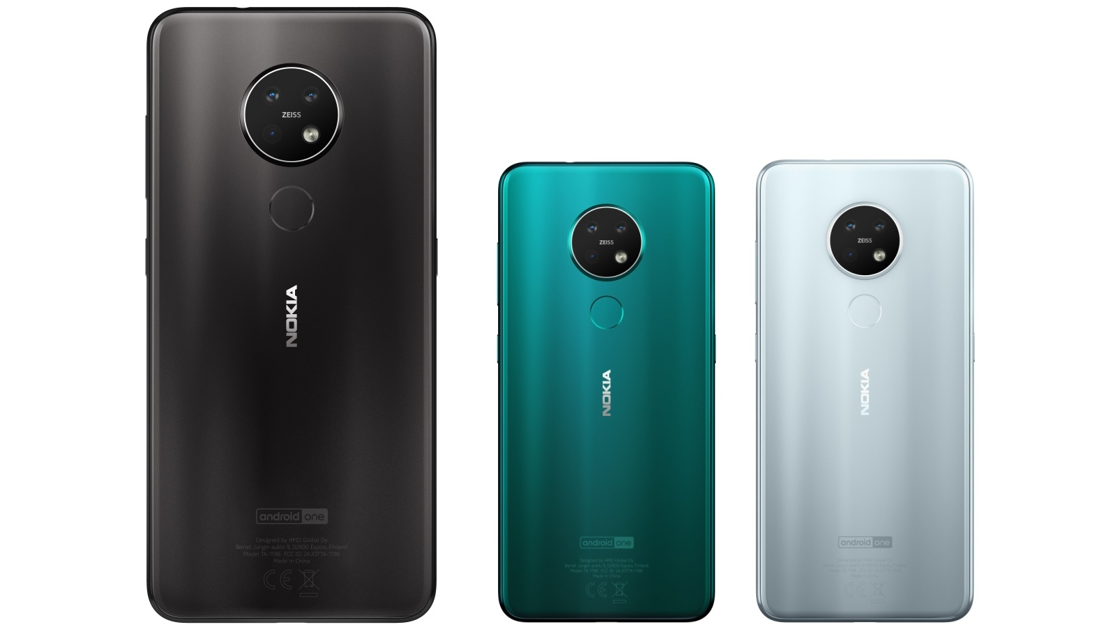 HMD Global anuncia reducciones permanentes de precios para Nokia 7.2 y Nokia 6.2