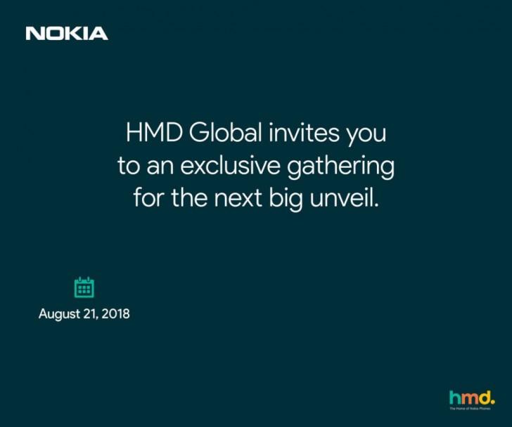 HMD Global puede lanzar Nokia 6.1 Plus India el 21 de agosto, fecha del evento confirmada