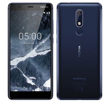 Código fuente del núcleo Nokia 5.1