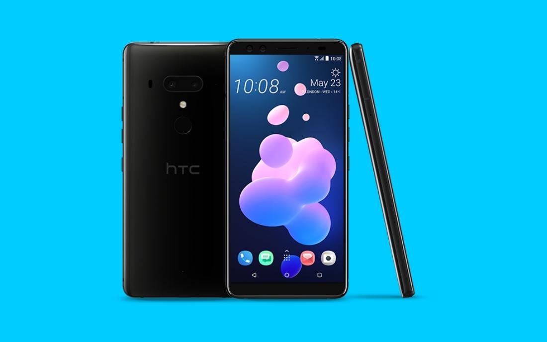 HTC U12 + recibe Android 9 Pie en la región de Europa