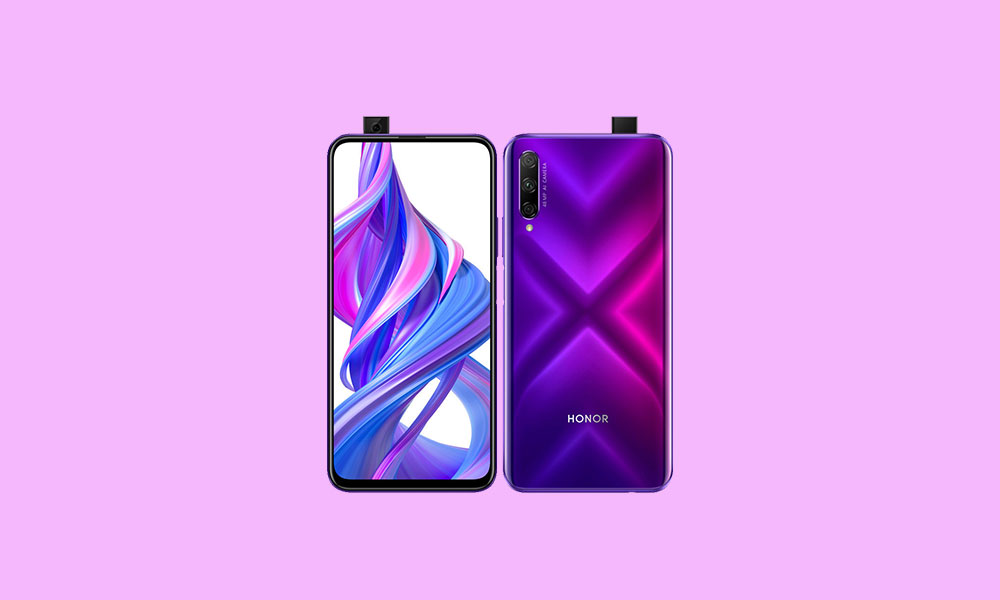 Honor 9X/9X Pro EMUI 10 beta update releases (Android 10)