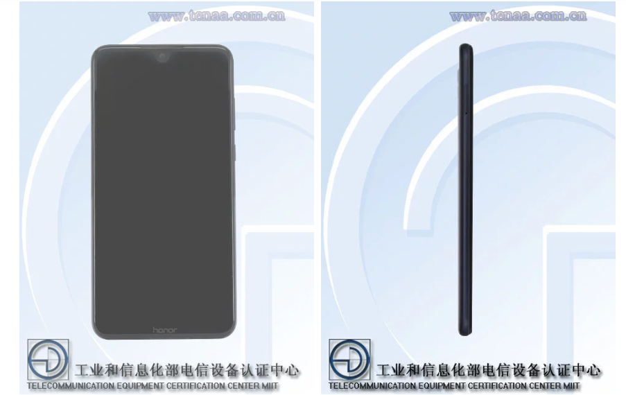 Honor ARE-AL00 appeared on TENAA, probably Huawei Honor 8X