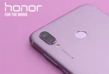 Honor Play Ultra Violet lanza hoy en India como exclusivo de Amazon