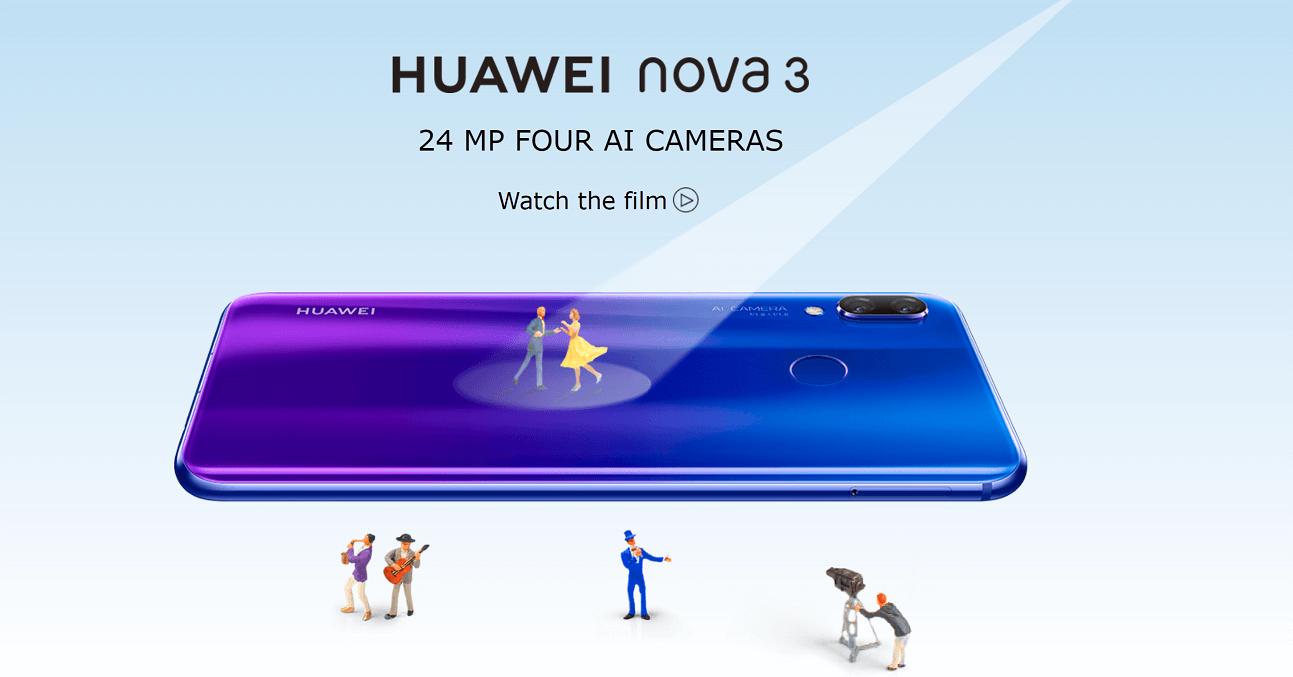 Huawei Nova 3 3