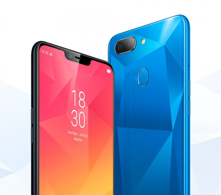 Oppo Realme 2 leaked image