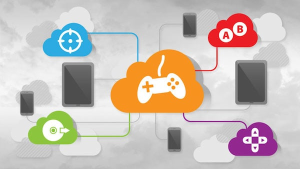 Play PC games using cloud gaming apps android: Let