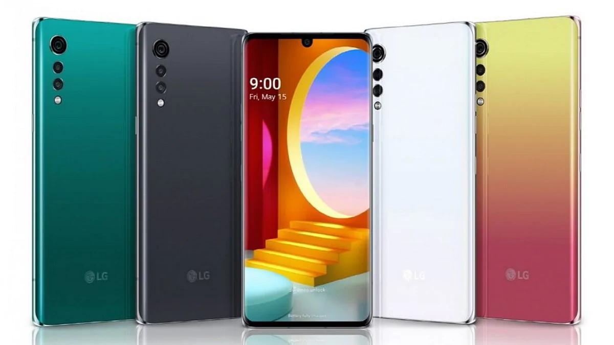LG Velvet UI se lanza en dispositivos LG V50, V50S, V40, V35, G8 y G7 ThinQ