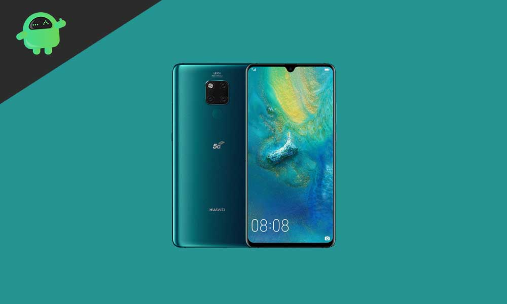Huawei Mate 20X 5G EMUI 10.1 beta update is now rolling out