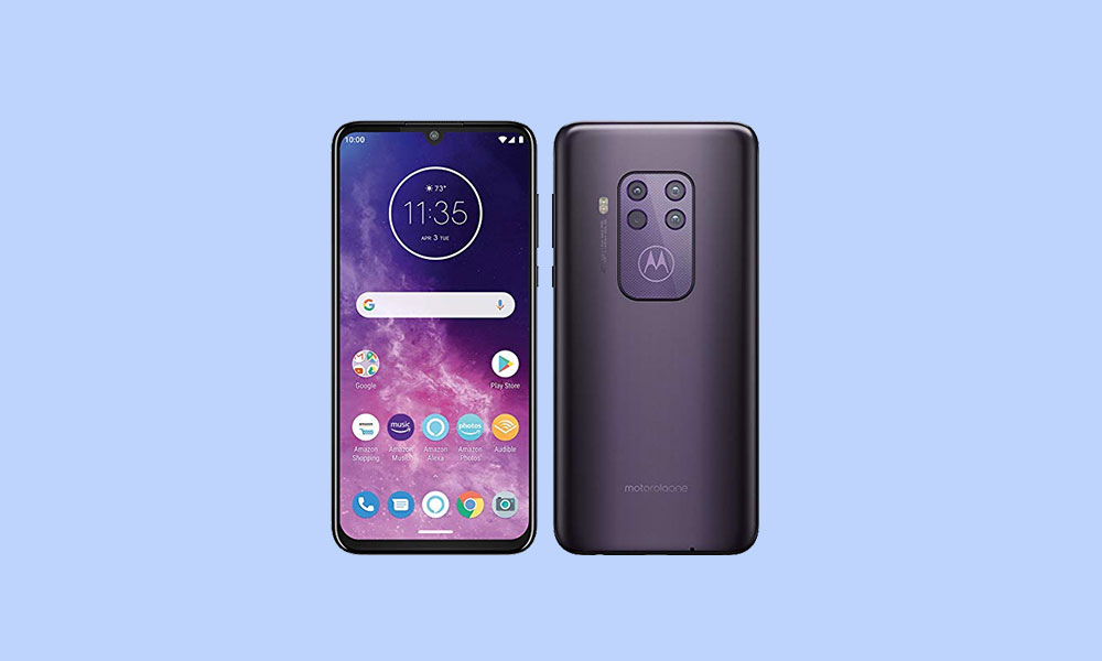 Motorola One Zoom will soon receive Android 10 update