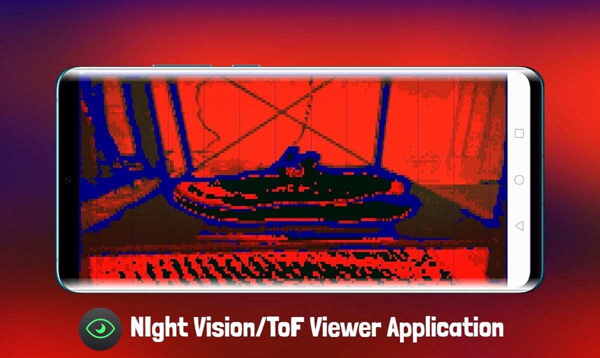 La aplicación Night Vision te permite ver en condiciones oscuras con Huawei P30 Pro o Honor View 20
