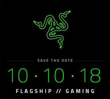 La fecha de lanzamiento de Razer Phone 2 confirma: las invitaciones oficiales ahora están rodando