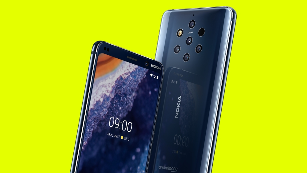 La nueva actualización trae el modo Bokeh en vivo y el parche de seguridad para Nokia 9 PureView