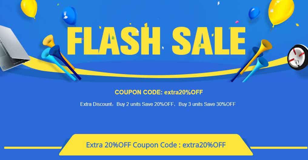 La oferta de liquidación de GearBest le ofrece productos electrónicos con un descuento del 40%