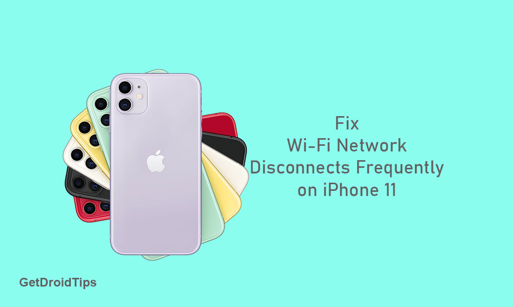 WiFi network disconnects frequently on my iPhone 11: Troubleshoot guide