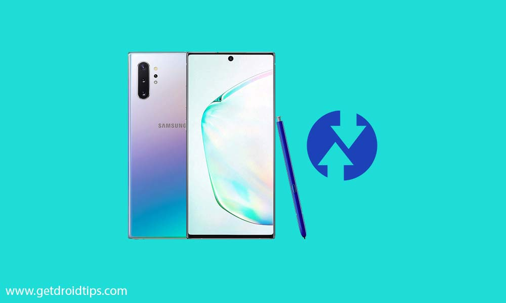 Samsung Galaxy Note 10 series (Exynos version) gets unofficial TWRP support